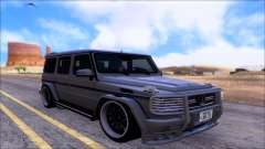 Mercedes-Benz G65 AMG Hamann for GTA San Andreas