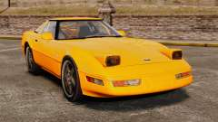 Chevrolet Corvette C4 1996 v1 for GTA 4