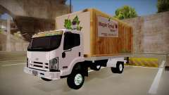 Chevrolet FRR Maple Syrup World for GTA San Andreas