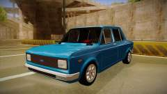 Zastava 128 1990 for GTA San Andreas