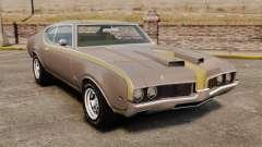 Oldsmobile Cutlass Hurst 442 1969 v1