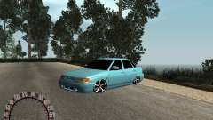 VAZ 2110 sedan for GTA San Andreas