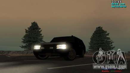 Huntley Mp-Bandit for GTA San Andreas