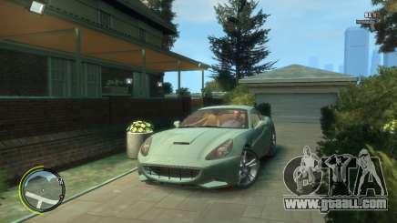 Ferrari California [EPM] for GTA 4
