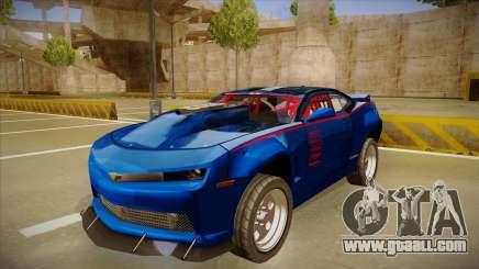Chevrolet Camaro ZL1 Elite for GTA San Andreas