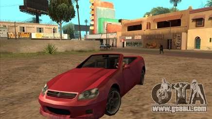 Feltzer Benefactor of GTA 4 for GTA San Andreas