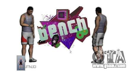 WMYJG HD for GTA San Andreas