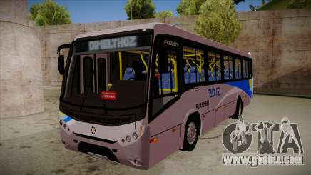 Marcopolo Senior Midi MB OF 1418 Rio Ita for GTA San Andreas