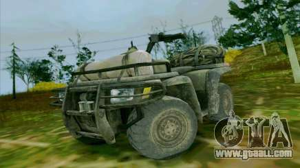 ATV of the Medal of Honor for GTA San Andreas