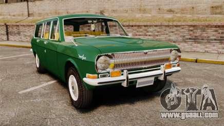 Gaz-24-02 Volga for GTA 4