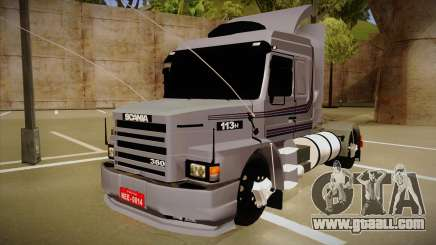 Scania 113H Top Line Neee Edit for GTA San Andreas