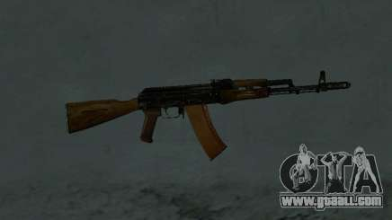 AK-74 for GTA San Andreas