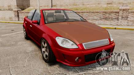 Convertible version of the Premier tuning for GTA 4