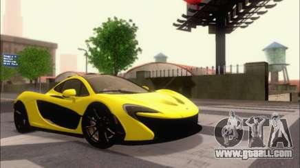 McLaren P1 EPM for GTA San Andreas