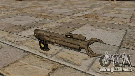 Gun maniac for GTA 4