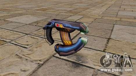 Plasma gun Halo for GTA 4