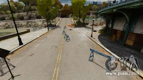 Supermoto track for GTA 4