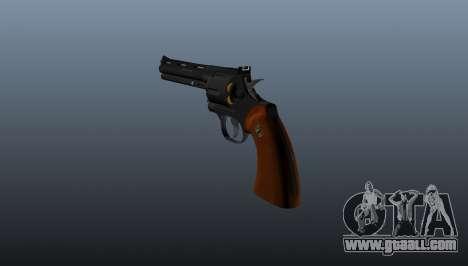 Revolver Python 357 6in for GTA 4 second screenshot