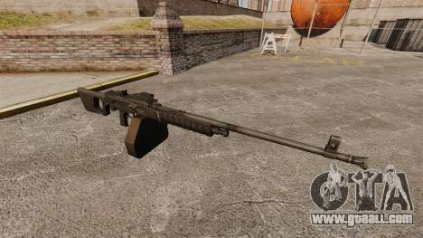 QJY-88 General purpose machine gun for GTA 4