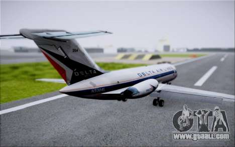 McDonnel Douglas DC-9-10 for GTA San Andreas engine