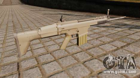 FN SCAR-H Rifle for GTA 4 second screenshot