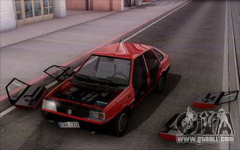 FSO Polonez Caro 1.4 GLI 16V for GTA San Andreas engine