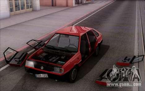 FSO Polonez Caro 1.4 GLI 16V for GTA San Andreas engine