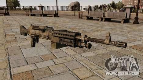 M240 general purpose machine gun for GTA 4