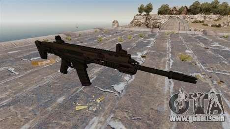 Automatic rifle Remington ACR for GTA 4
