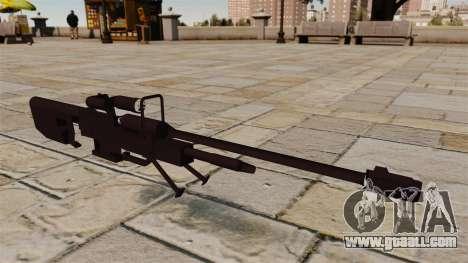 Halo sniper rifle for GTA 4