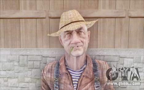Farmer for GTA San Andreas second screenshot