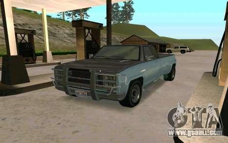 Bobcat XL of GTA 5 for GTA San Andreas
