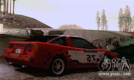 Uranus Rally Edition for GTA San Andreas right view