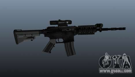 Spike's M4 Carbine for GTA 4 third screenshot