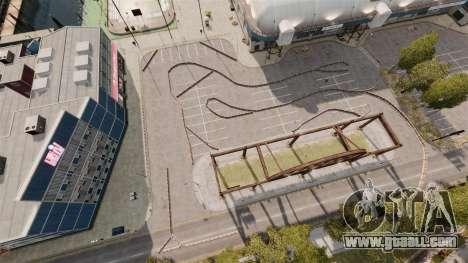 River Side Drift Track for GTA 4