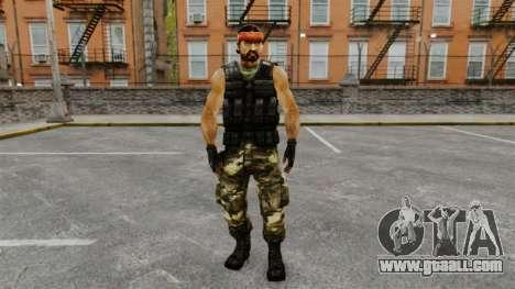 South American Guerilla terrorist for GTA 4