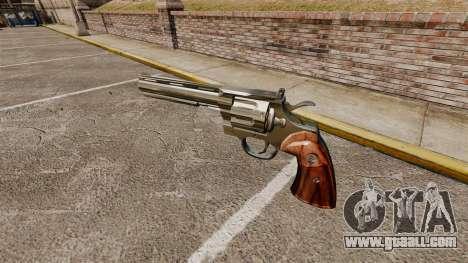 Colt Python Revolver for GTA 4 second screenshot