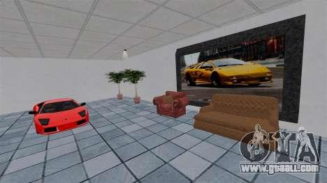 Motor Show Lamborghini for GTA 4 sixth screenshot