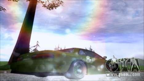 Nissan Onevia Shark for GTA San Andreas right view