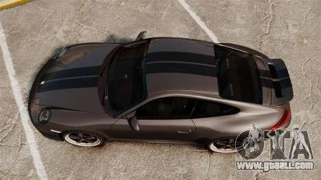 Porsche 911 Sport Classic 2010 for GTA 4 right view