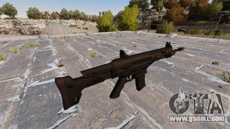 Automatic rifle Remington ACR for GTA 4 second screenshot