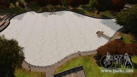 Frozen water for GTA 4 second screenshot