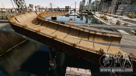 Biggest Track for GTA 4 forth screenshot