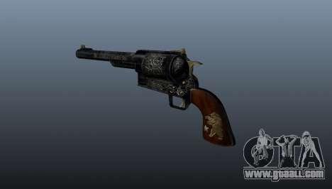 Revolver Ranger Sequoia for GTA 4 second screenshot