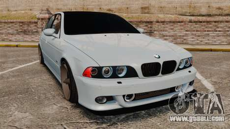 BMW M5 E39 2003 for GTA 4