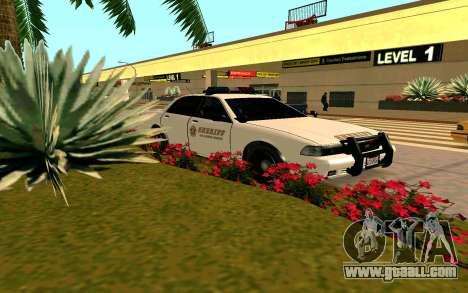 GTA V Sheriff Cruiser for GTA San Andreas