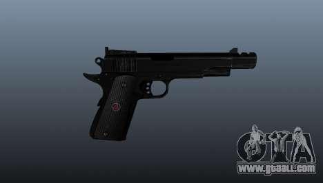 Colt Delta Elite Pistol for GTA 4 third screenshot