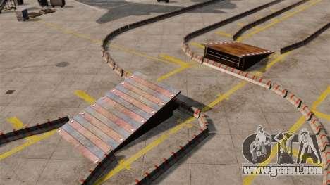 Airport RallyCross Track for GTA 4 fifth screenshot