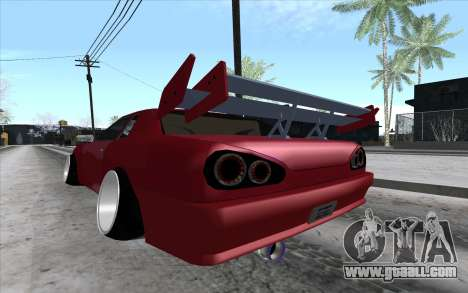 Tuned Elegy for GTA San Andreas right view