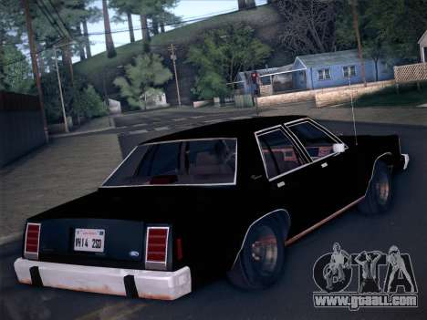 Ford LTD Crown Victoria 1985 for GTA San Andreas left view